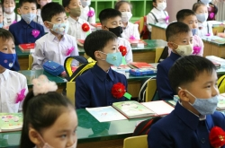 N. Korea enforces home classes for kids amid COVID-19 concerns