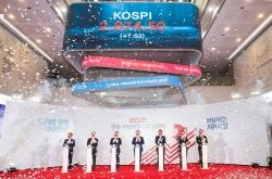 Stock rally nears turning point as Kospi market cap tops W2,000tr