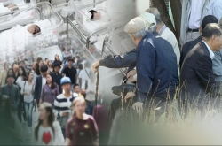 Rapidly aging population raises alarm over tax revenues: study