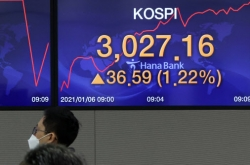 Retail investors, hopes of recovery open up era of Kospi 3000