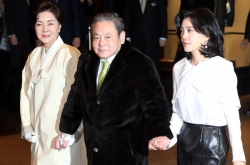 Late Samsung Chairman Lee Kun-hee's art collection out for appraisal
