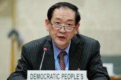 NK envoy says strengthening of defense capabilities aimed at opening peace era