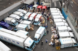 Parcel volume rises 21% in 2020 amid pandemic
