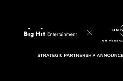 [FULL TRANSCRIPT] Big Hit-Universal Music Group launches strategic partnership