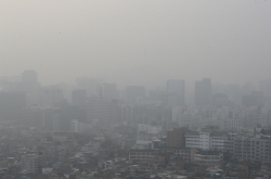 Ultrafine dust pollution continues, with yellow dust expected Tuesday