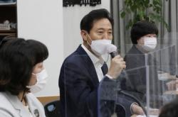 Former Seoul mayor has highest poll rating