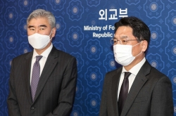 S. Korean nuclear envoy discusses NK missile launches with US official