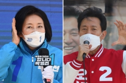 Week ahead of bellwether by-elections, rival parties rush for last-minute campaigning
