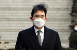 Samsung's Lee denies charges in first court hearing on succession