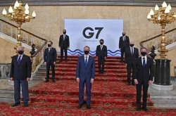 G7 foreign ministers urge N. Korea to return to dialogue