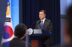 Moon says real estate policy is key reason for by-election rout