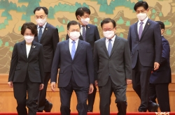 Moon appoints prime minister, science, land ministers