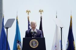 Biden to award Medal of Honor to US Korean War veteran: White House
