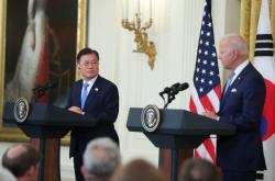 Moon-Biden summit agreement broadens alliance amid Sino-US rivalry