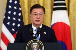 Full text of joint statement of S. Korean, US presidents