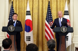 Moon, Biden agree to bolster chip alliance, lift missile ban