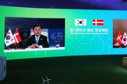 S. Korea, Denmark forge 'comprehensive green strategic partnership' in virtual summit