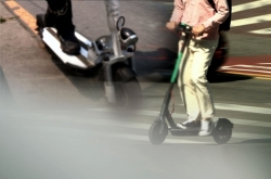 E-scooter accidents in Seoul rise sharply over past 3 years