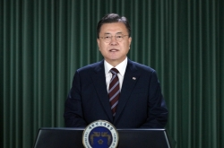 Moon wraps up Europe visit highlighted by G-7 summit, upgraded ties with Austria, Spain