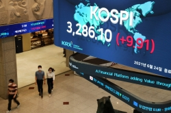 Kospi hits record high on hopes of economic recovery