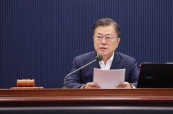 Moon says this weekend is watershed for efforts to curb coronavirus spread