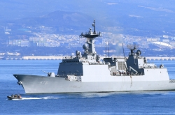 1 more Cheonghae anti-piracy unit member off Africa tests positive for COVID-19