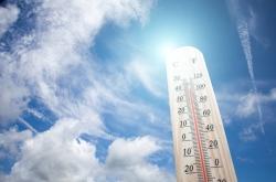 Scorching heat wave begins this week