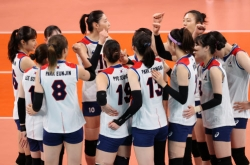 [Tokyo Olympics] After journey ends in defeat, volleyball players believe foundation laid for future