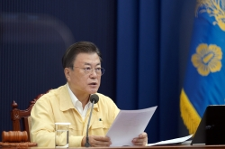 Moon stresses aggressive fiscal spending for inclusive recovery