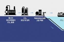 Hyundai Heavy develops offshore carbon dioxide storage platform