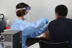 Over 30m S. Koreans received at least one shot of COVID-19 vaccine: KDCA
