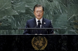 N. Korea rejects Moon's proposal of end-of-war declaration as 'premature'