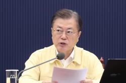 Moon orders comprehensive analysis of N. Korea's missile launch, recent statements on inter-Korean ties