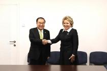 S. Korea seeks Russia's support for N. Korea's denuclearization