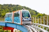 Wolmi Sea Train celebrates 1-month anniversary