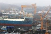 S. Korea recaptures No. 1 spot in shipbuilding orders in Oct.