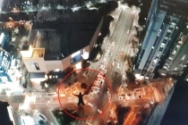Man test-parachuting from skyscrapers under investigation