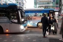 Bus union in Seoul satellite city goes on strike