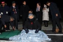 Liberty Korea Party chairman starts hunger strike