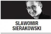 [Slawomir Sierakowski] Macron needs prudence, restraint to achieve goal