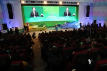 Moon vows govt. efforts to transform agricultural system
