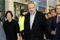 Top US negotiator in defense cost-sharing talks arrives in S. Korea