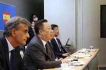 Korea, Spain discuss cooperation in digital, green tech