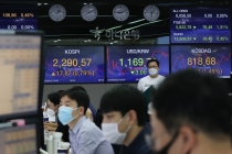 Seoul stocks open higher on US tech rebound