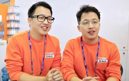 Twinny to challenge global robotics heavyweights