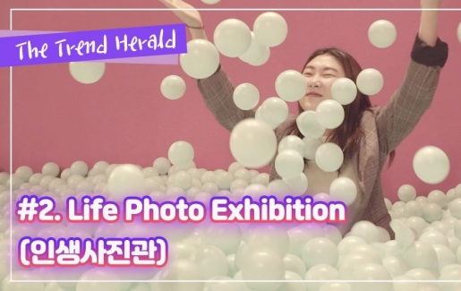 Exhibition offers unique joy of taking pictures