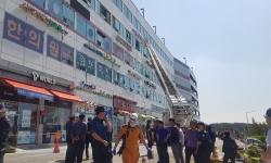 Gimpo nursing home fire leaves 2 dead, 47 injured