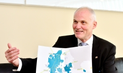 'Push for green energy pays off'