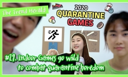 Indoor Games go wild to combat quarantine boredom