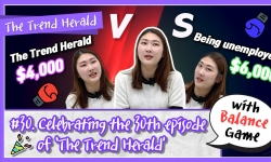 Celebrating the 30th episode of 'The Trend Herald'